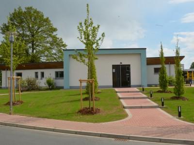 Stadtteil- und Kulturzentrum, Lütkerlinde 4, Brakel